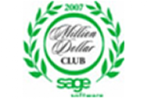 Sage Million Dollar Club 2007 awards